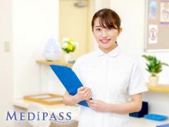 株式会社メディパス/駅から徒歩4分☆研修充実・手当充実の地域密着型病院です♪/正看護師 ※こちらは正看護師の方の求人となります。