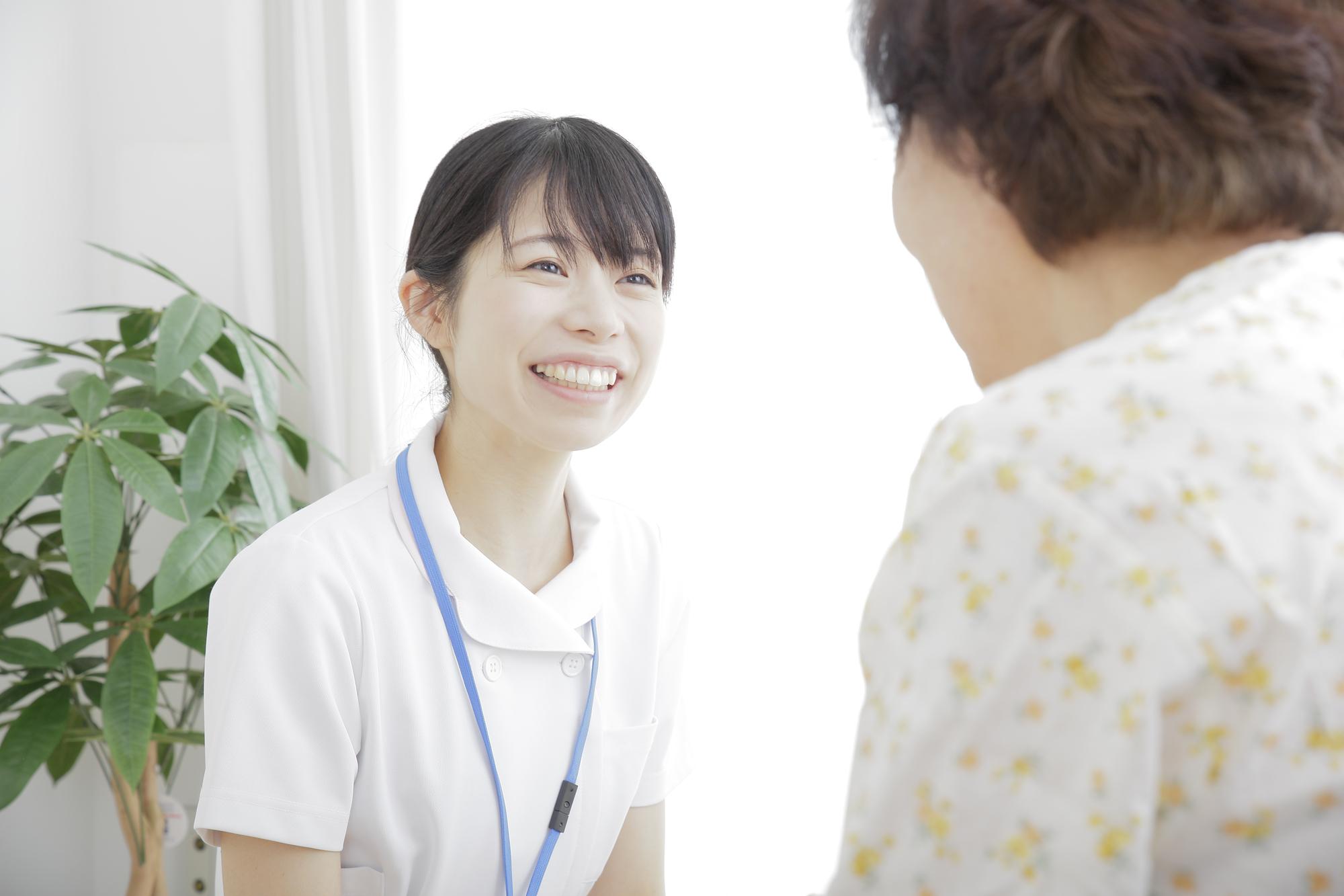 病院の看護師に向いているタイプ